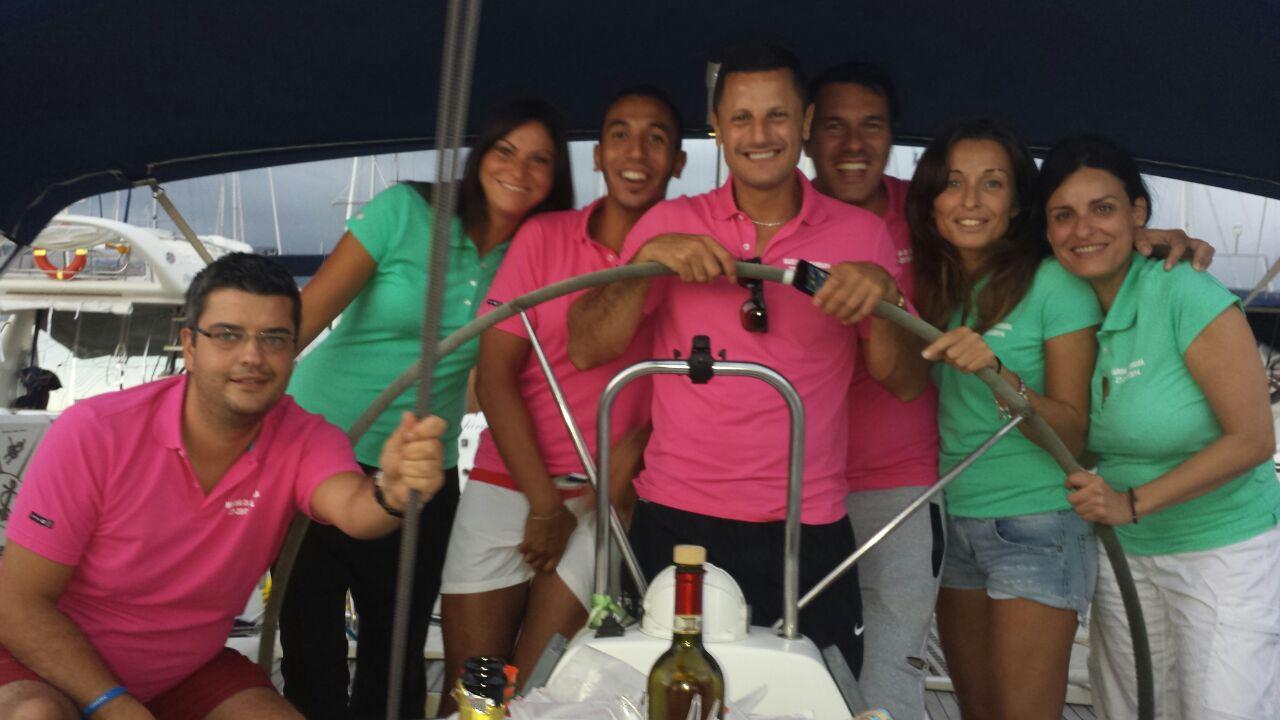 evento azienda barca a vela