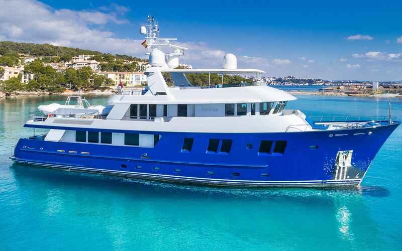 Motor Yacht Andrea Profile