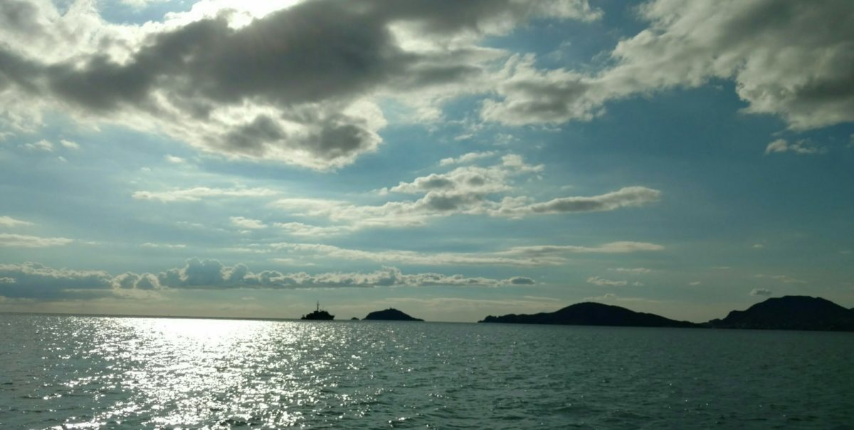 Nuvole golfo dei poeti