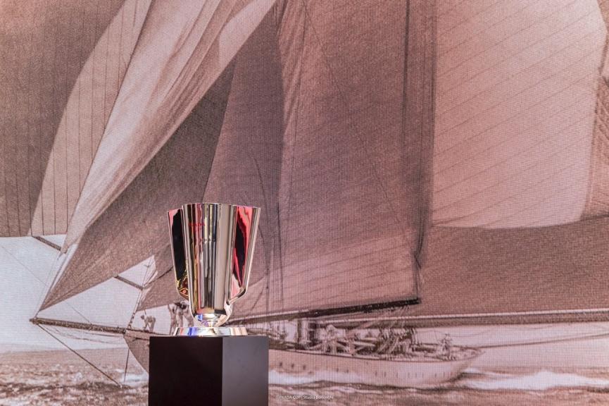 Presentazione Prada Cup Yacht Club Monaco