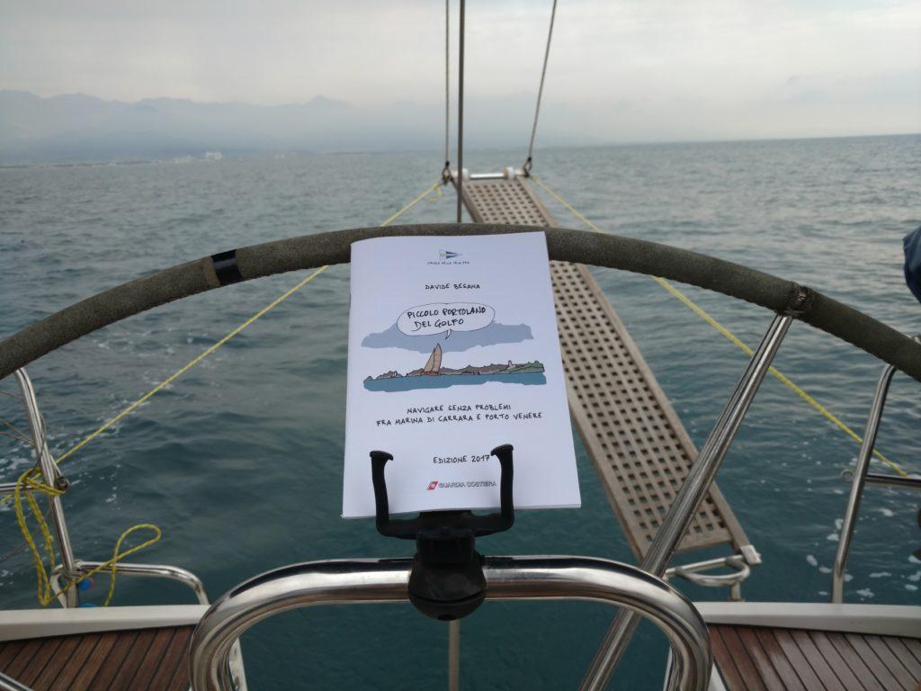 il piccolo portolano del golfo davide besana