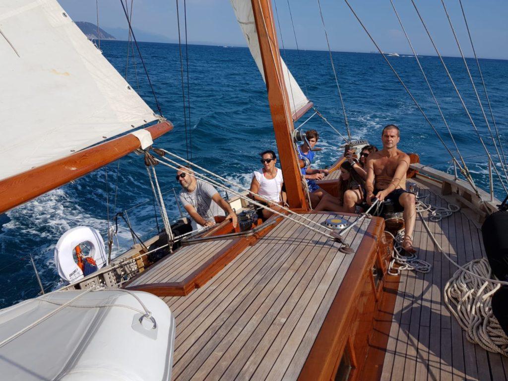 giornata in barca