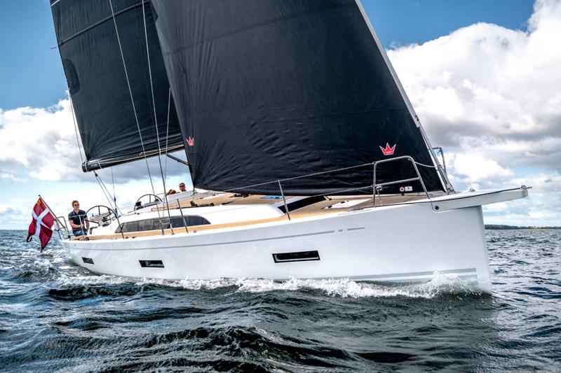 X-Yachts-X40