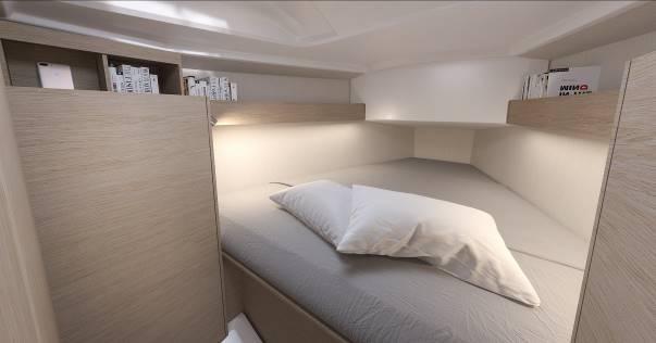 Beneteau Oceanis 30.1 cabina