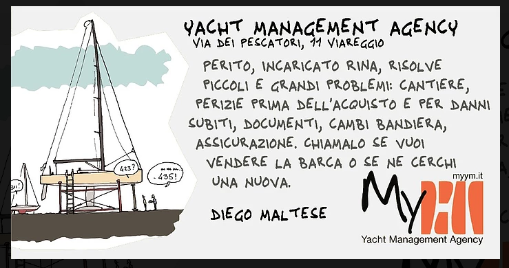 My Yacht Management Agency