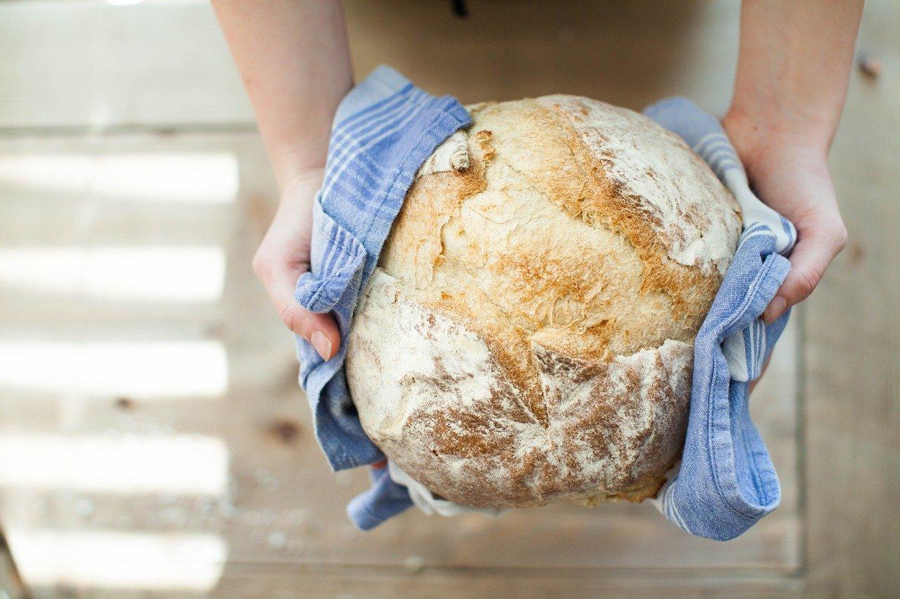 fare il pane in barca