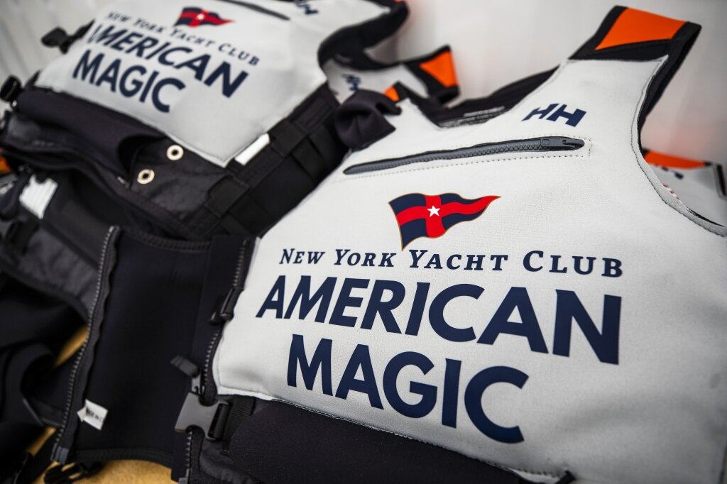 harken derm american magic