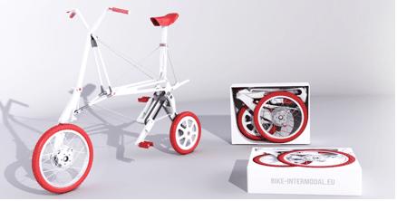 Intermodal bicicletta