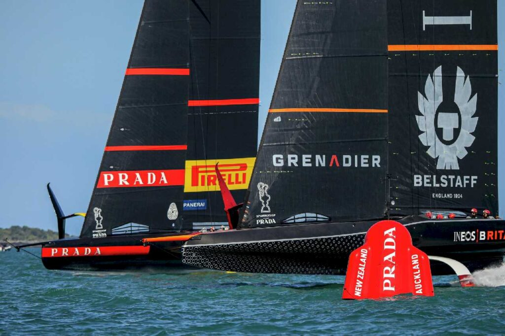 PRADA America's Cup World Series