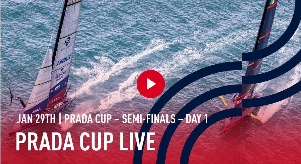 prada cup semi-finals luna rossa