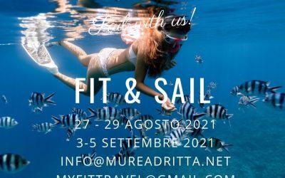 fit & sail agosto
